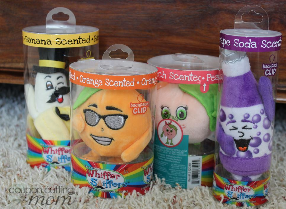 Back to School With Whiffer Sniffers - The Scented Backpack Clip