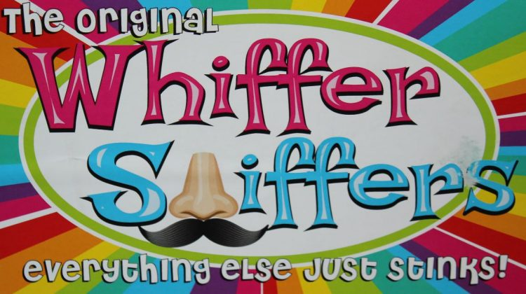 Back to School With Whiffer Sniffers – The Scented Backpack Clip