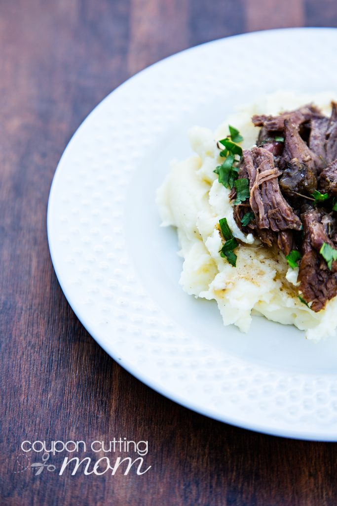 Easy Slow Cooker Dripped Beef Recipe
