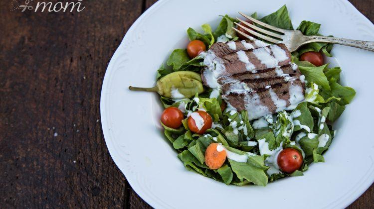 Classic Ranch Steak Salad Recipe