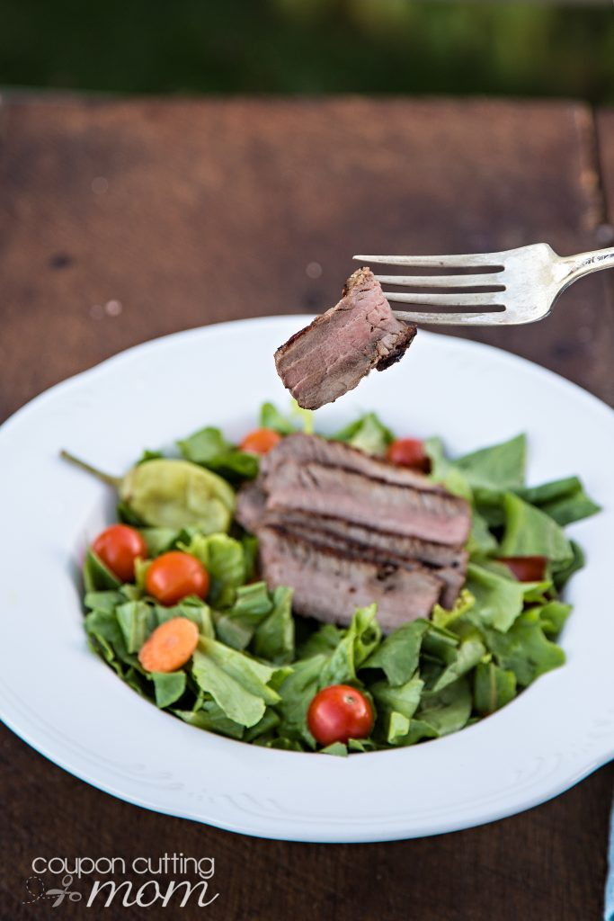 Classic Ranch Steak Salad Recipe
