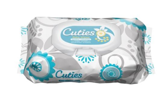 HOT Deal on Cuties Baby Wipes ONLY $11.09 (Reg. Price $17.99) + FREE Shipping