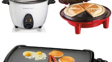 *HOT* FREE Toastmaster and Hamilton Beach Small Kitchen Appliances