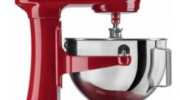 KitchenAid Professional 6-Quart Bowl Mixer ONLY $219.00 (Reg. Price $499.99)