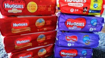 SMOKING HOT Huggies Diaper Moneymaking Deal at Rite Aid