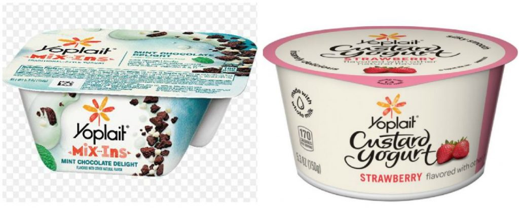 Giant: Moneymaking Deal on Yoplait Custard and Mix-Ins Yogurts