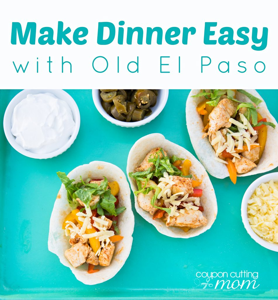 Dinner Made Easy With Old El Paso