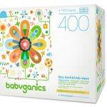 HOT Deal on Babyganics Baby Wipes ONLY $6.64 (Reg. Price $13.30) + FREE Shipping