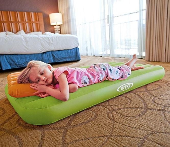 Intex Cozy Kidz Inflatable Airbed - 78% Off Regular Price