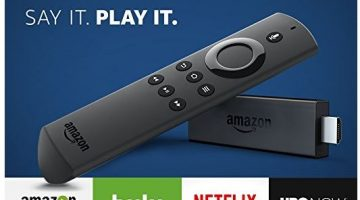 Fire TV Stick with Alexa Voice Remote ONLY $19.99 (Regular Price $39.99)