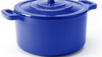 Food NetworkEnameled Cast-Iron Dutch Oven ONLY $15.49 (Reg. Price $69.99)