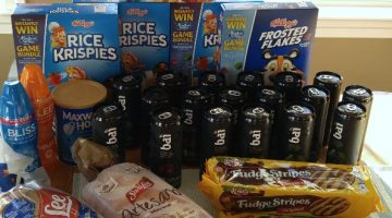Giant Shopping Trip: $80 Worth of Kellogg's, Sara Lee, Bai and More FREE + Moneymaker