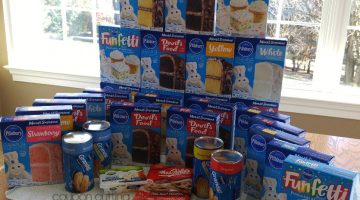 Giant Shopping Trip: $48 Worth of Pillsbury Cake Mix and More FREE + $19 Moneymaker