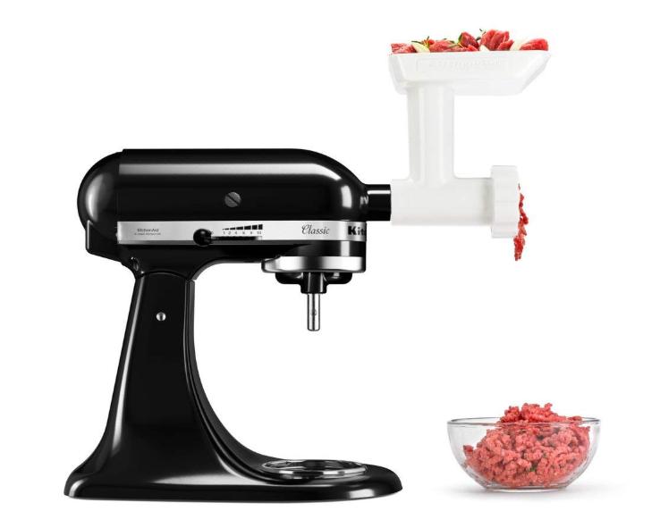 KitchenAid Food Grinder Attachment - 59% Off Regular Price