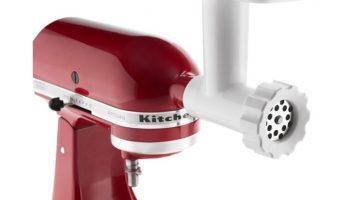 KitchenAid Food Grinder And Sausage Stuffer AttachmentONLY $29.99 (Reg. Price $79.99)