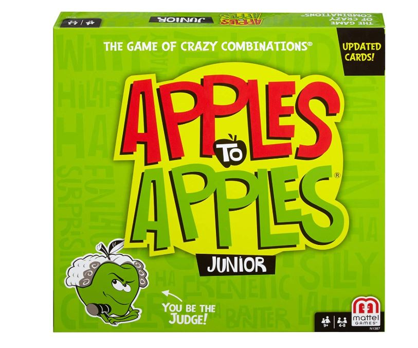 Apples to Apples Junior Game ONLY $10.88 (Reg. Price $21.99)