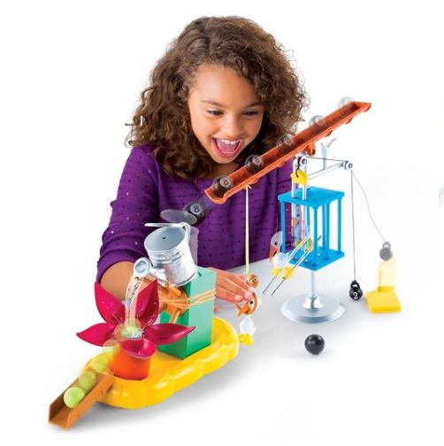 Rube Goldberg Playsets - 50% Off Regular Price