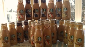 Giant Food Store: $74 Worth of Starbucks Drinks FREE After Points