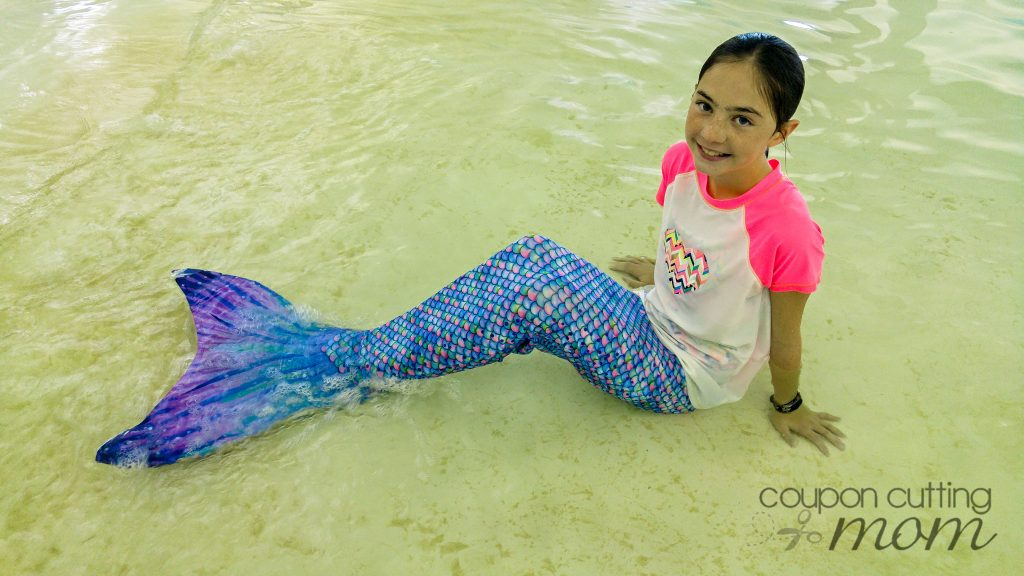 Become a Swimming Mermaid With a Sun Tails Mermaid Tail and Monofin