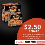 Deal Alert: Save on Red Baron® Deep Dish Single Serve Pizza