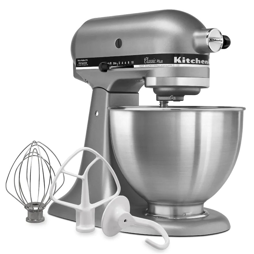 KitchenAid Classic Plus 4.5 Qt. Stand Mixer ONLY $116.18 (Reg. Price $259.99)