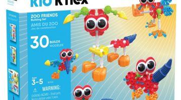 K'Nex Zoo Friends Construction Toy – 59% Off Regular Price