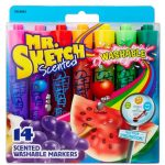 Mr. Sketch Washable Scented Markers – 67% Off Regular Price