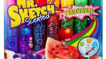 Mr. Sketch Washable Scented Markers – 67% Off Regular Price