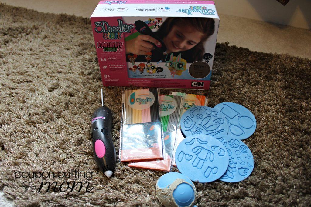 3Doodler Start Powerpuff Yourself Starter Kit
