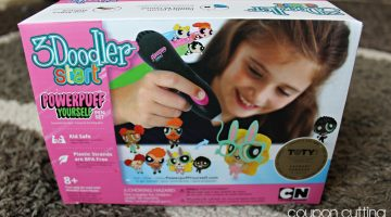 3Doodler Start Powerpuff Yourself Starter Kit