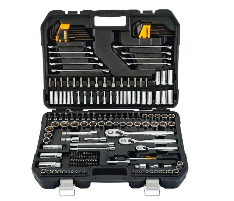 Dewalt Mechanics Tool Set - 51% Off Regular Price