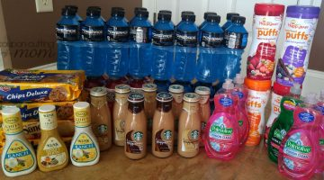 Giant Shopping Trip – $4.46 Moneymaker on Palmolive, Powerade and More