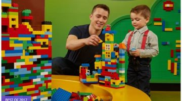 LEGOLAND Discovery Center Admission Tickets 50% off Regular Price