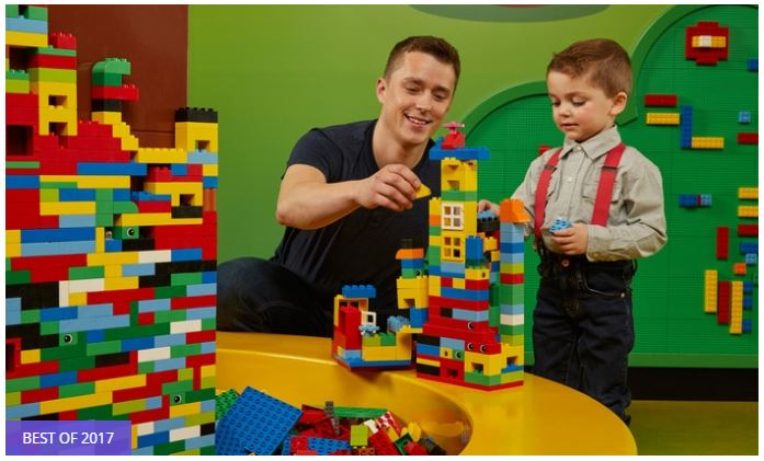 LEGOLAND Discovery Center Admission Tickets 29% off Regular Price