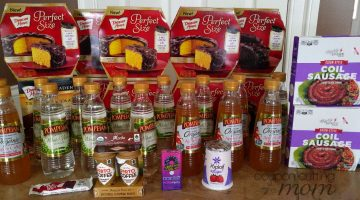 Giant Shopping Trip: $84 Worth of Pompeian, Duncan Hines and More FREE + $14 Moneymaker