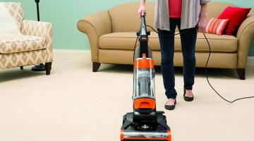 Bissell CleanView Bagless Upright Vacuum with OnePass Technology – 45% Off Regular Price