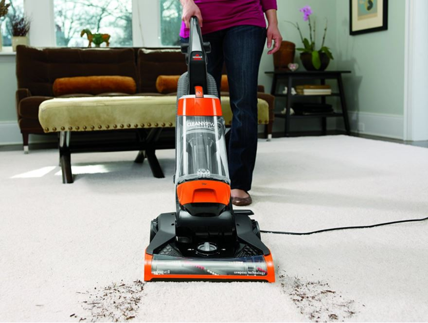 Bissell CleanView Bagless Upright Vacuum Only $49.99 (Reg. Price $79.99)