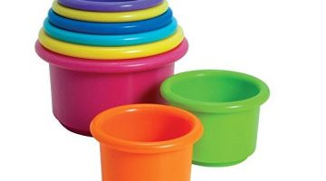 The First Years Stack Up Cups Only $3.99 – Regular Price $8.72
