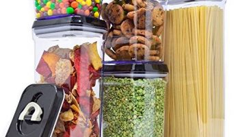 Royal Air-Tight Food Storage Container Set – 5-Piece Set Only$28.49 (Reg. Price $69.99)