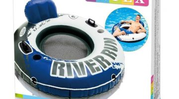 Intex River Run I Sport Lounge Inflatable Water Float Only$13.33