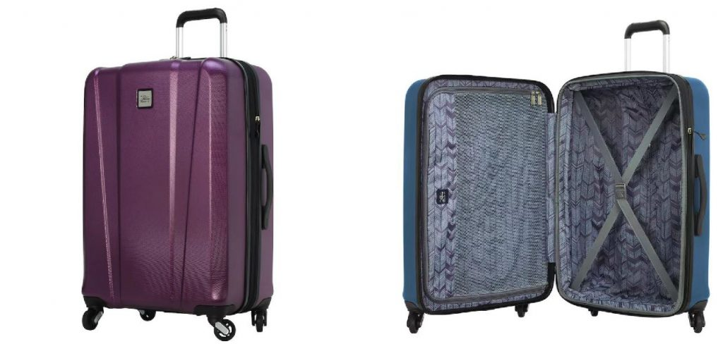 Skyway Oasis Hardside Spinner Luggage ONLY $26.00 - Reg. Price $224.00