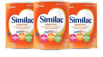 Similac Baby Formula ONLY $18.77 Per Can – Regular Price $39.33