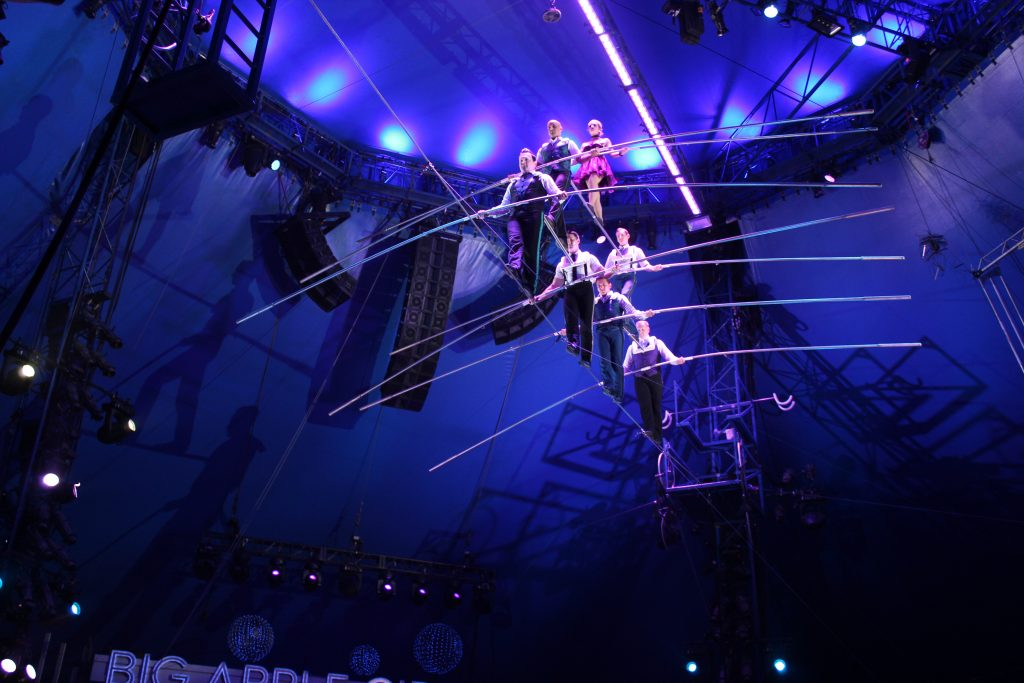 Big Apple Circus Philadelphia, PA - Review and Discount Admission Tickets