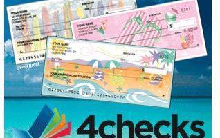 4checks.com: 2 Boxes of Checks ONLY $8.95 Shipped