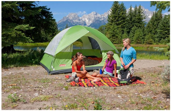 Coleman Sundome 6-Person Dome Tent - 51% Off Regular Price