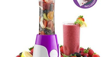 Gourmia Personal Home Blender Only $13.59 – Regular Price $39.99