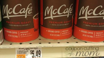 Giant: McCafe Premium Roast Coffee ONLY $1.99 (Reg. Price $5.49)