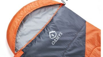 Oaskys Mummy Sleeping Bag 50% Off Regular Price