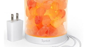 Syntus Himalayan Salt Lamp Only $12.71 – Regular Price $21.99