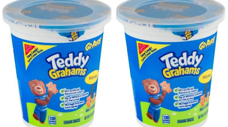 FREE Nabisco Teddy Grahams Go-Packs
